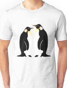 2 penguins Unisex T-Shirt