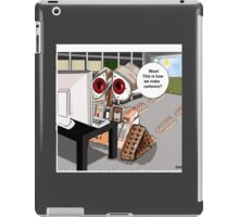 Cartoon Tutorial iPad Case/Skin