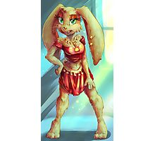 Sexy bunny Photographic Print