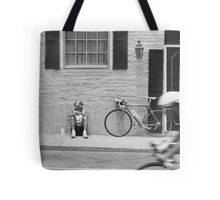 Bicycle Race Tote Bag