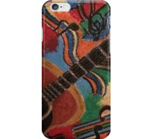 The Color of Music iPhone Case/Skin