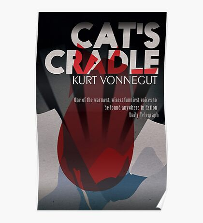 Cat's Cradle by Kurt Vonnegut  Poster