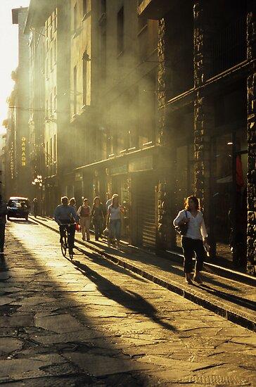 Florence Street by Kasia Nowak