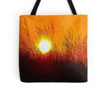 Evening Dunes Tote Bag