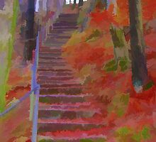 Autumn Climb by shaz