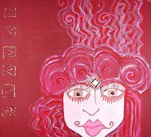 FLESH SERIES: RED by WENDY BANDURSKI-MILLER