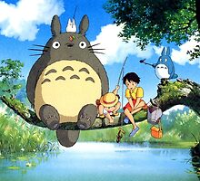 totoro by Henry  Dupond