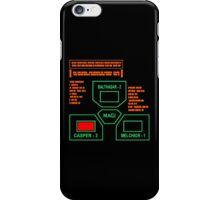 Neon Genesis Evangelion - Magi Super Computer - Classic iPhone Case/Skin