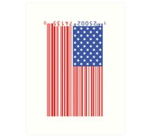 BUY USA Art Print