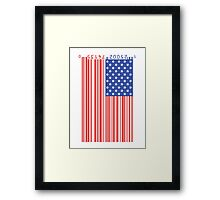 BUY USA Framed Print