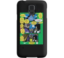 Bird of Steel Comix – # 6 of 8 -  (Red Bubble POP-ART COLLECTION SERIES)  Samsung Galaxy Case/Skin