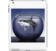 Shark Bowl iPad Case/Skin