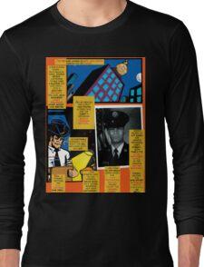 Bird of Steel Comix – # 7 of 8   - (Red Bubble POP-ART COLLECTION SERIES) Long Sleeve T-Shirt