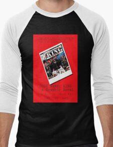 """Code Name: King""  - ALTERNATE Comic Book Promo Poster  Men's Baseball ¾ T-Shirt"