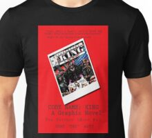 """Code Name: King""  - ALTERNATE Comic Book Promo Poster  Unisex T-Shirt"