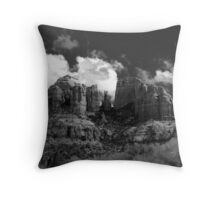 Cathedral Rocks #2 Throw Pillow
