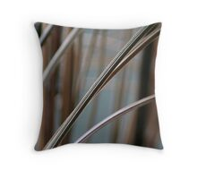 indiscrimate shot Throw Pillow