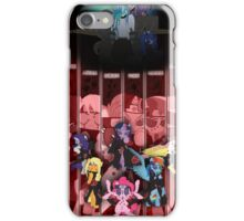 The Six Paths of Harmony iPhone Case/Skin