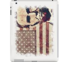 Patriot President Abraham Lincoln iPad Case/Skin