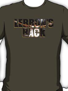 LeBron's Back T-Shirt