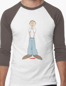 Boy Men's Baseball ¾ T-Shirt