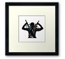 Kirito#3 Framed Print