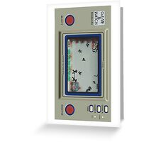Game and Watch Iphone Cases Greeting Card