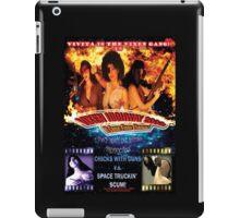 'Vixen Highway 2006: It Came from Uranus! (2010)'. - Movie Poster iPad Case/Skin