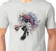 Vinyl Warrior  Unisex T-Shirt