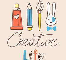 Creative life by olarty
