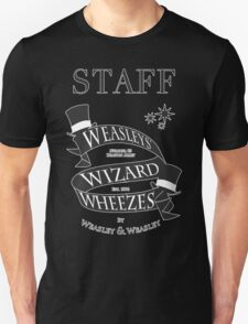 Weasleys' Wizard Wheezes Store Staff T-Shirt
