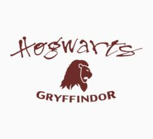 Hogwarts Gryffindor Lion by thegadzooks
