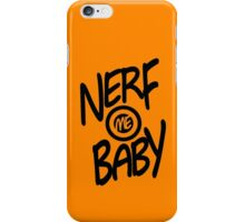 Nerf Me Baby iPhone Case/Skin