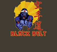 Black Belt Gorilla Unisex T-Shirt