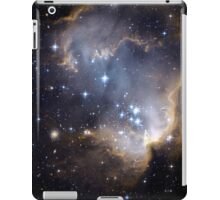 Infant Stars in Nearby galaxy iPad Case/Skin