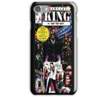 """Code Name: King""  - Comic Book Promo Poster  iPhone Case/Skin"