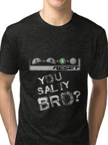 More Salt Tri-blend T-Shirt