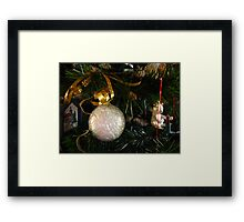Christmas Ball Framed Print