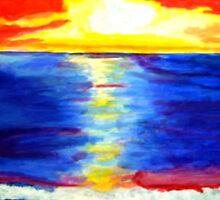 Gulf Coast Expressionist by pattymaryclare