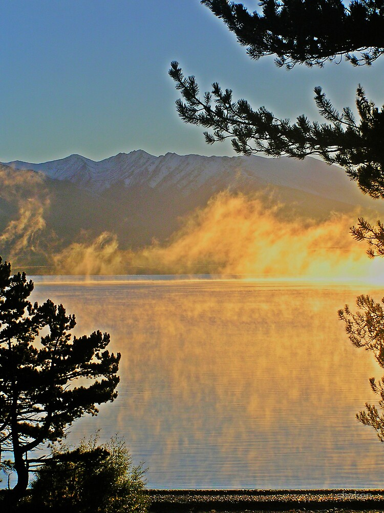 Morning Mist by shaken
