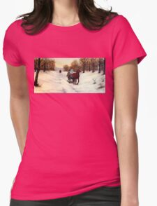 """""""Sweet Nothings"""" Womens Fitted T-Shirt"""