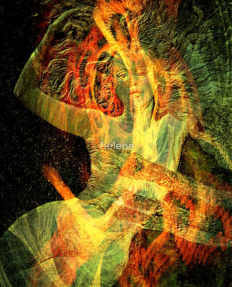 The Rising Goddess 4 by helene