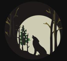 Howling by Mason Mullally