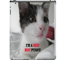 Sophia The Cat #1 [Tex's Owner] iPad Case/Skin