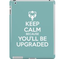 KEEP CALM 3 iPad Case/Skin