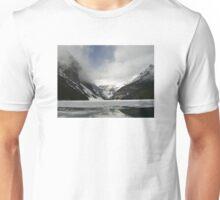 Lake Louise - Banff National Park, Canadian Rockies.  Unisex T-Shirt