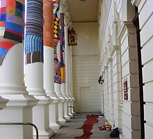 Cosy Columns 18 by MyceanSage