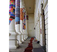 Cosy Columns 18 Photographic Print