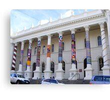 Cosy Columns 19 Canvas Print