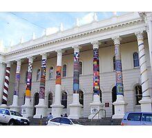 Cosy Columns 19 Photographic Print